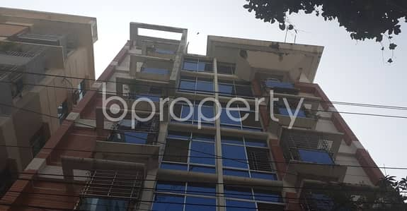 A Fine Flat Is Now For Sale Which Is In Adabor Near Crest International School & College
