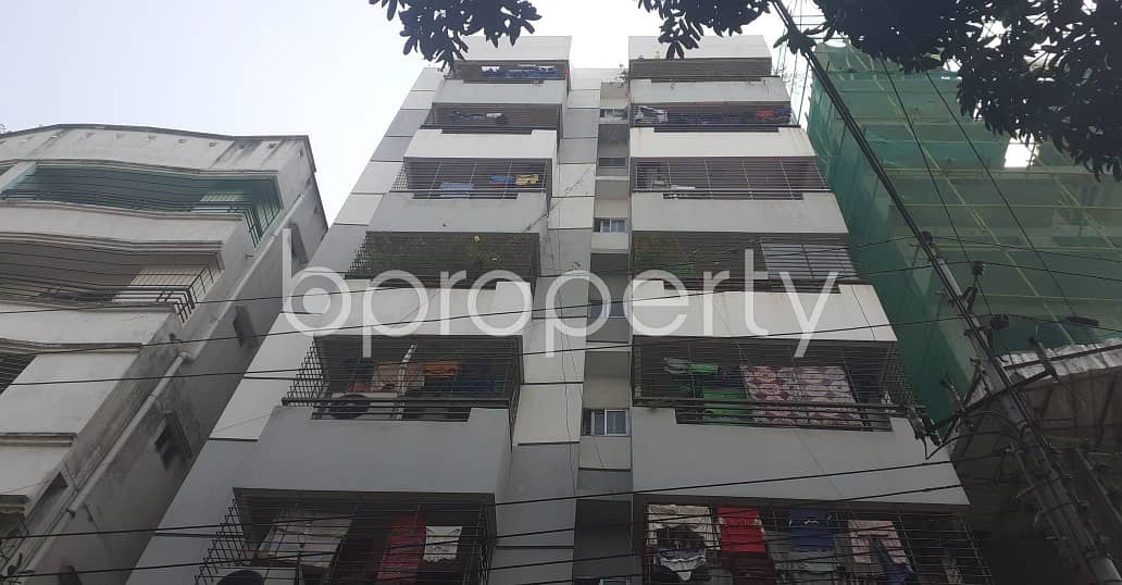 Remarkable Flat Is Up For Sale In Lalmatia Nearby Lalmatia Girls' High School