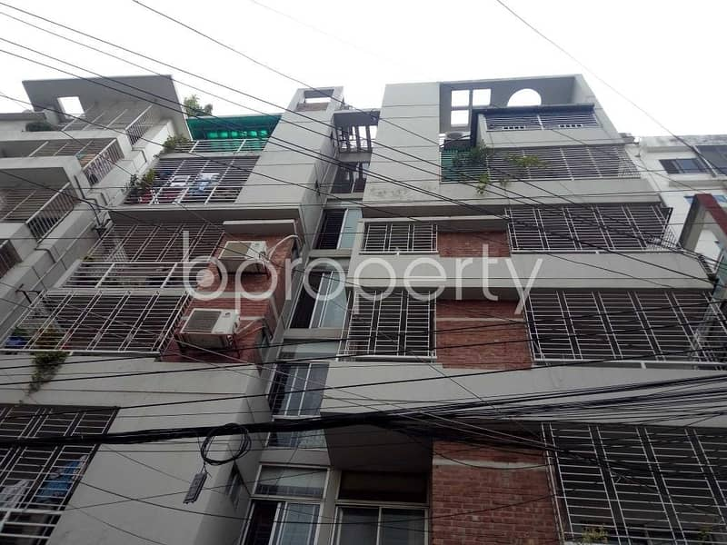 Check This Apartment Up For Rent At Bashundhara R-A Near Sunflower School And College