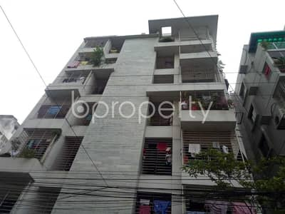 Check This Apartment Up For Rent At Bashundhara R-A Near Sunflower School And College.