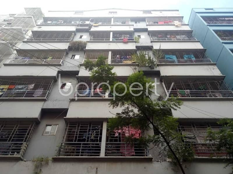 Check This Apartment Up For Rent At Uttara Near 10 Number Sector Masjid.