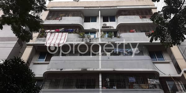 An Apartment Is Ready For Sale At Bashundhara R-A, Near Center For Islamic Economics Madrasa Mosque.
