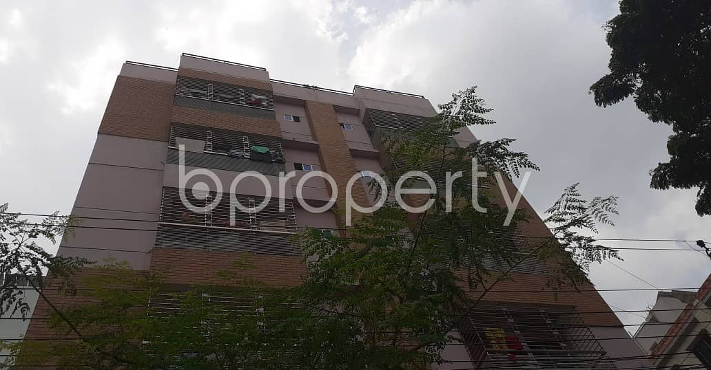 Flat for Rent in Bashundhara R-A close to IUB