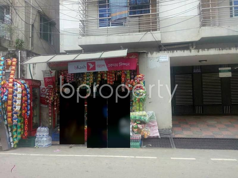 A Shop Is Up For Rent In Uttara Near Radical Hospitals