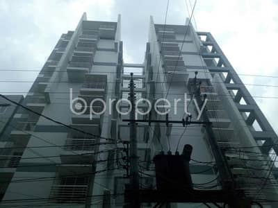 Rarely Available A Spacious Apartment Is Up For Sale At Ashkona Nearby Rasulbag Jame Mosjid