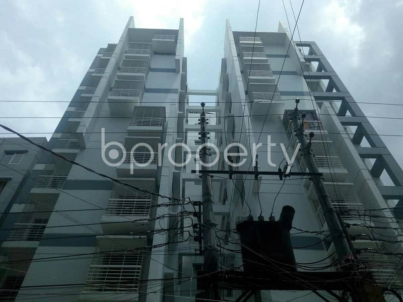 Completely Suitable And Ready Flat For Sale In Ashkona Near Rasulbag Jame Mosjid