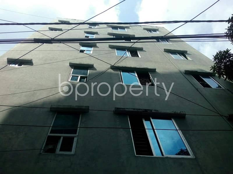 A Fine Flat Is Now For Rent Which Is In East Nasirabad Near Agrani Bank Limited