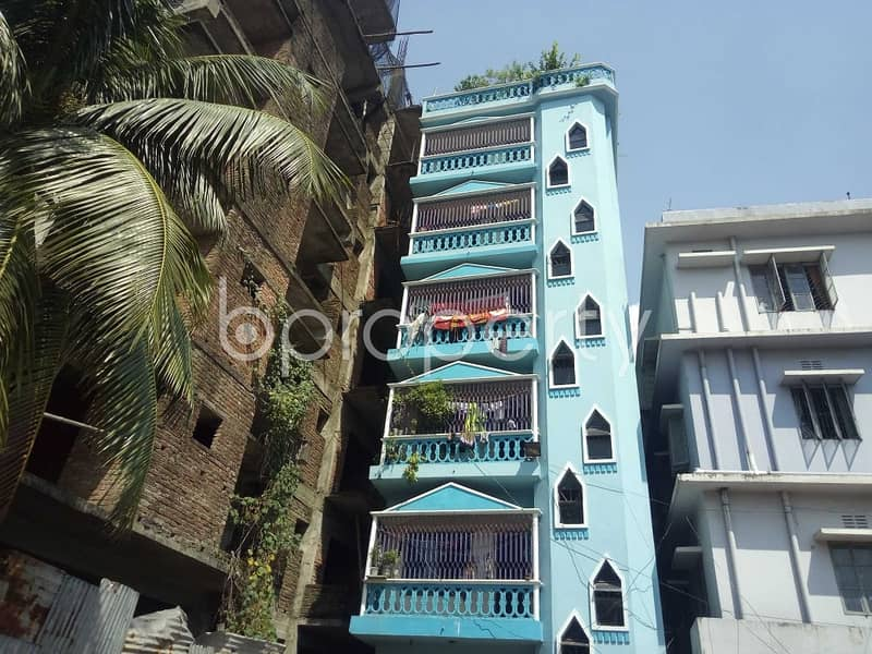Apartment For Rent In Agrabad Commercial Area Nearby Brac Bank