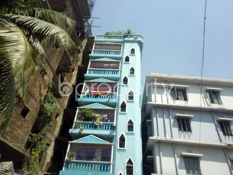 Flat For Rent In Agrabad Commercial Area Near Brac Bank