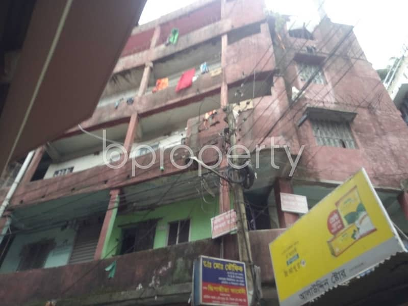 Nice Flat Can Be Found In Bandar For Rent, Near Agrani Bank Limited