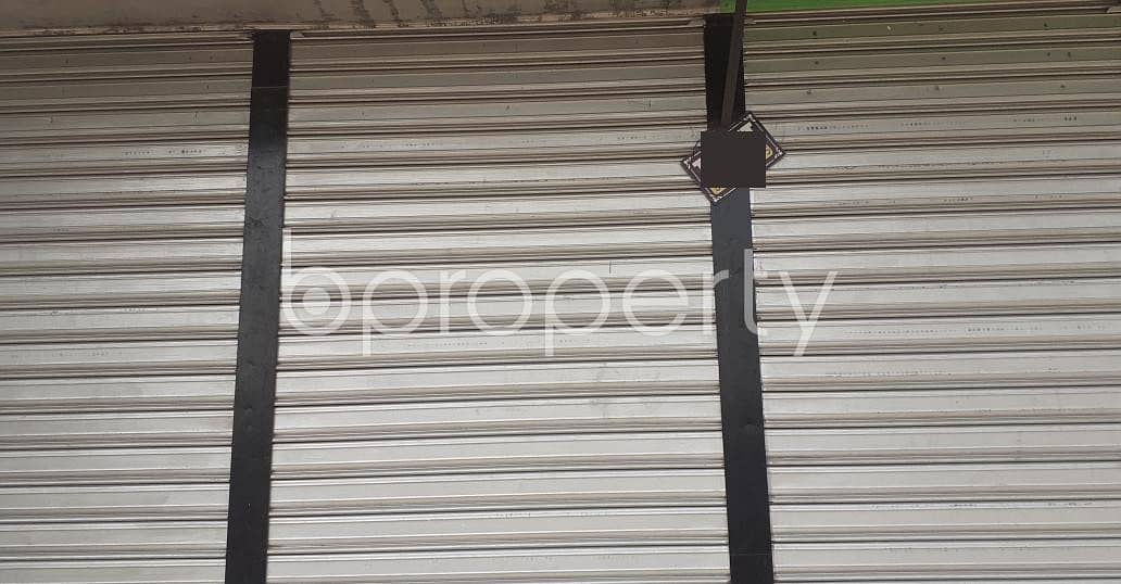 A Shop Is Up For Rent In Mirpur Near National Ideal School