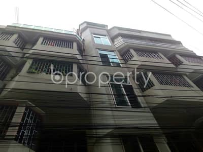 Flat For Rent Covering A Beautiful Area In East Nasirabad Nearby Baitus Salam Jame Mosque