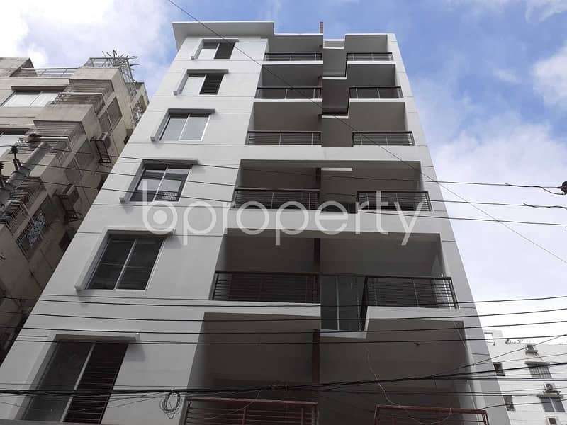 Ready Flat Is Now For Rent In Bashundhara Nearby American International University-bangladesh
