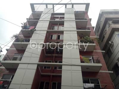 A Well Designed Apartment Is Waiting For Rent At Uttara Nearby Sunbeams School