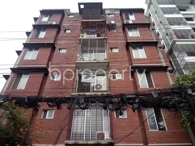 A rightly planned flat is found for rent in Uttara nearby International Hope School Bangladesh