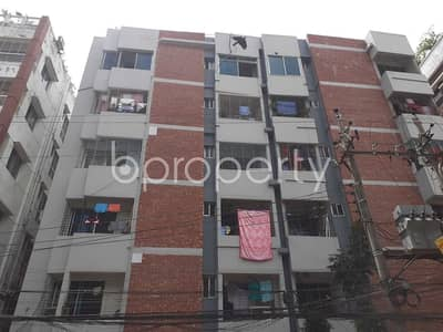 An Apartment Is Up For Rent In Dhanmondi , Near Maple Leaf International School