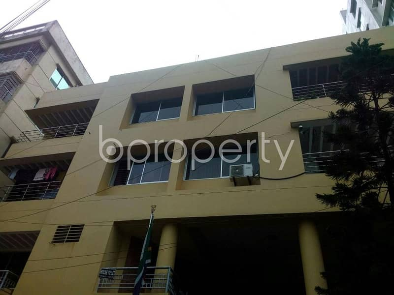 Reside Conveniently In This Well Constructed Flat For Rent In East Nasirabad, Near Nasirabad Public School