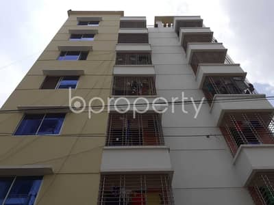 An Apartment Is Up For Rent In Bashundhara R-A, Near Bashundhara Eye Hospital.