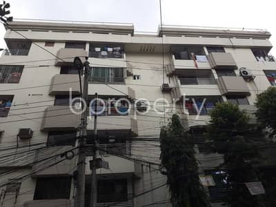 A Well Designed Apartment Is Waiting For Rent At Dhanmondi Nearby Masjid-ut-taqwa