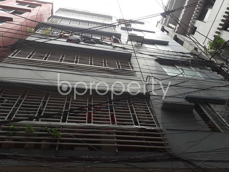 An Apartment Is Ready For Rent At Dhanmondi , Near Saint Jude's International School.