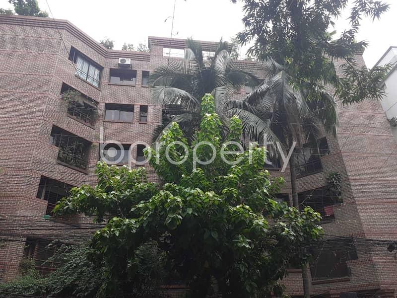 Ready Apartment For Rent At Dhanmondi Near Masjid-ut-taqwa.