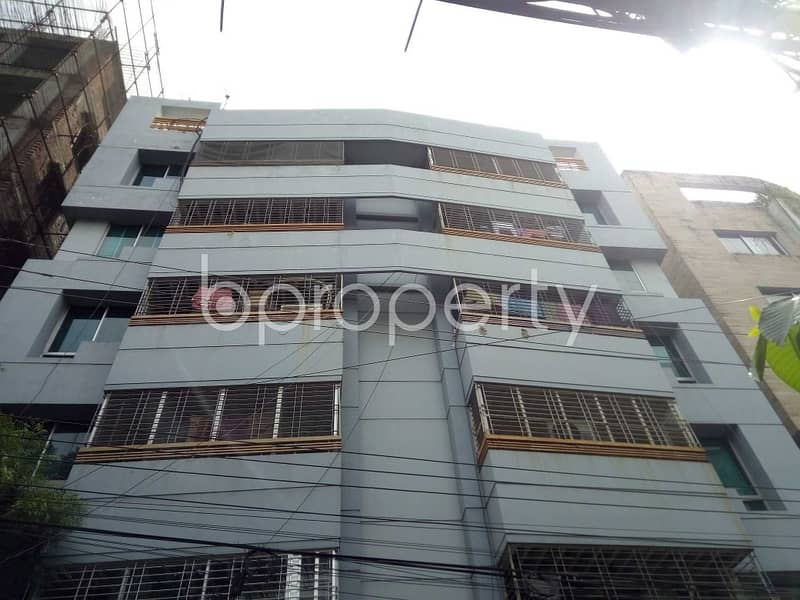 Beautiful And Well-constructed Flat Is Ready For Rent At Banani Nearby Banani Police Station