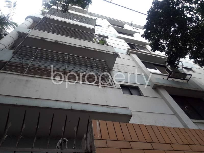 Remarkable Flat Is Up For Rent In Banani Nearby Banani Model High School