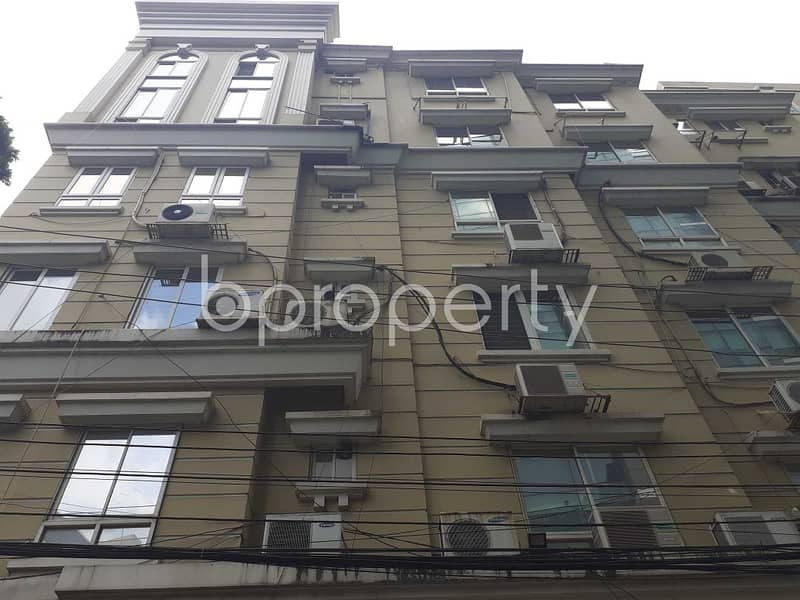Nice Flat Can Be Found In Gulshan 2 For Rent, Near Embassy Of North Korea