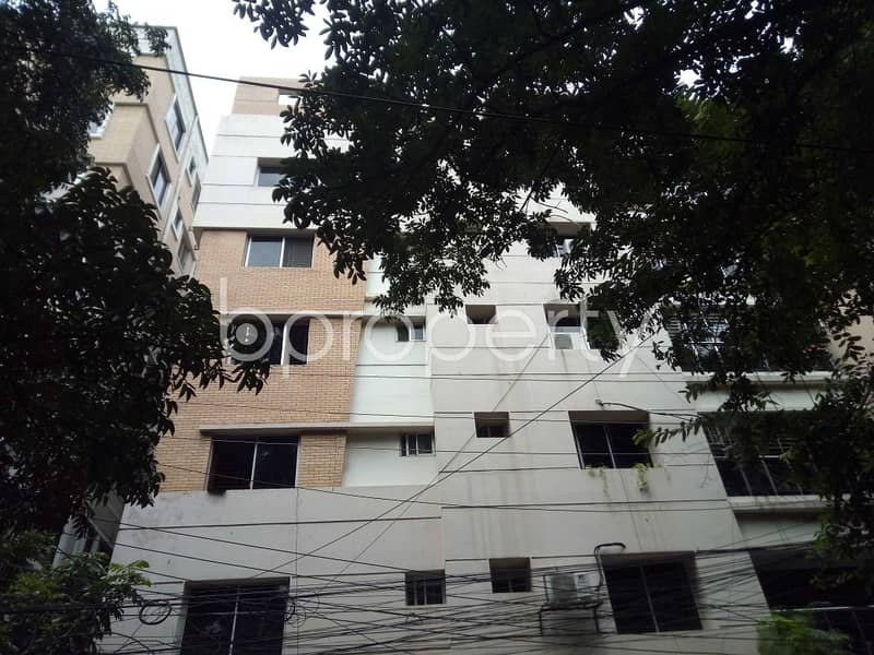We Have A Ready Flat For Rent In Banani Nearby Banani Police Station