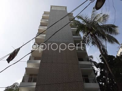 Get Comfortable In A Nice Flat For Sale In Dhanmondi Nearby Mitali Road Jame Masjid