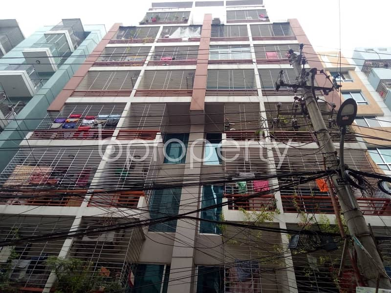 Flat For Sale In Maghbazar Near One Bank Limited