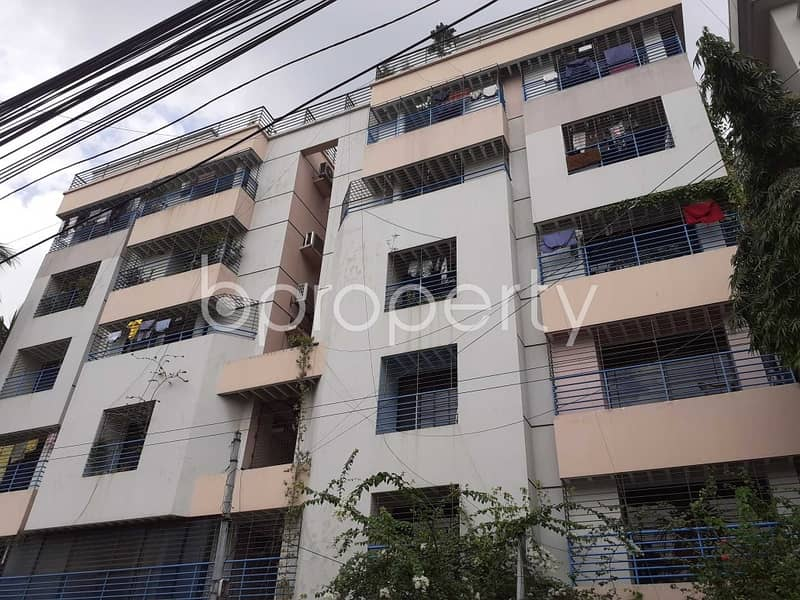 Flat for Sale in Dhanmondi close to Premier Bank