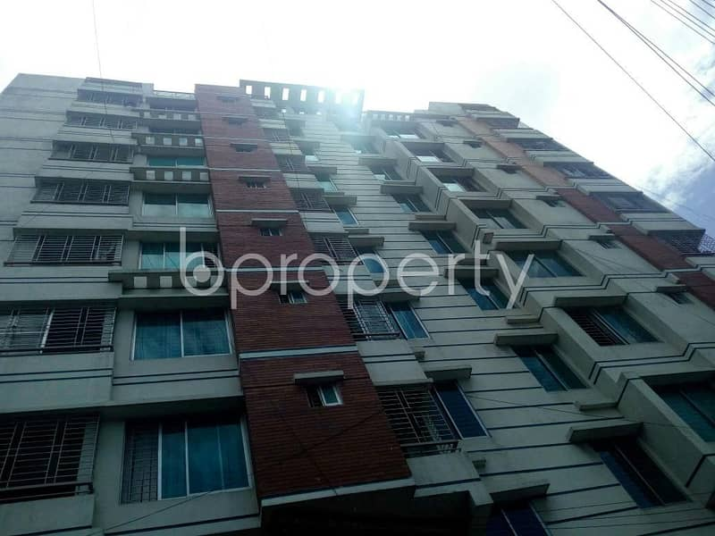 This Apartment Up For sale At Dampara Near Lalkhan Bazar Jame Mosjid.