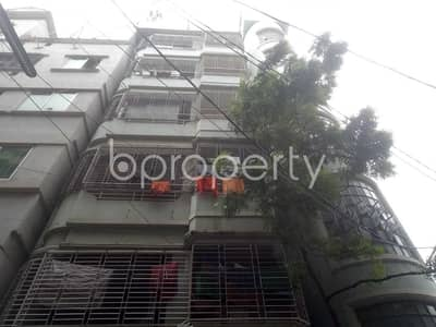 Flat for rent in Mirpur Section 6 near City Corporation Market