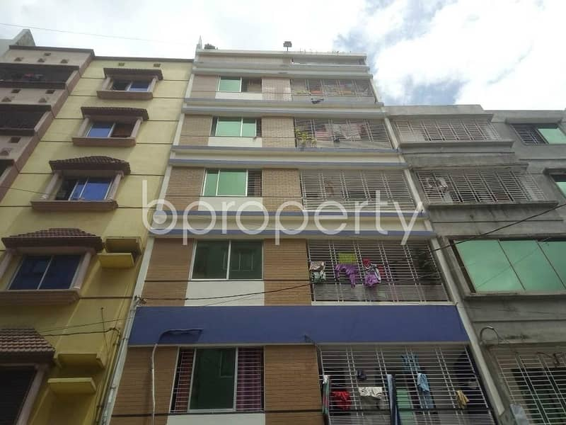 An Apartment Is Up For Rent In Mirpur , Near Mirpur Bangla Higher Secondary School.