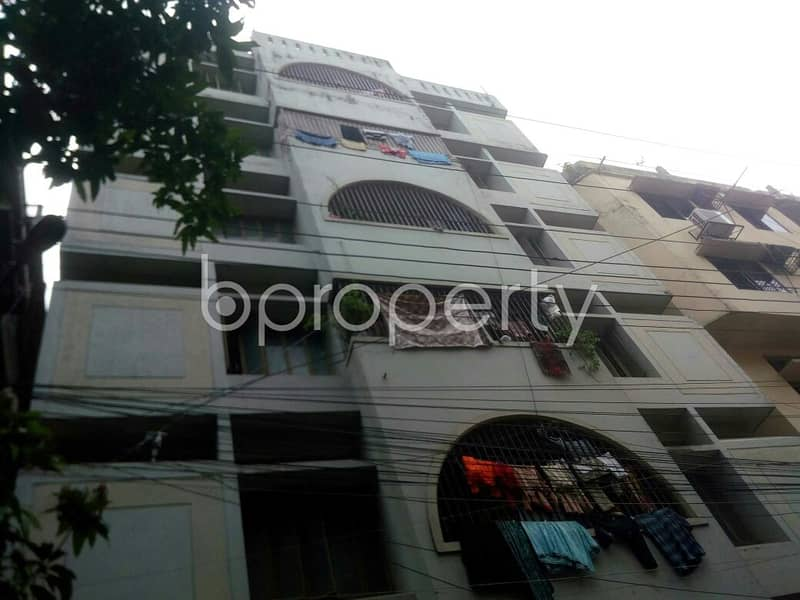 Flat for rent in Panchlaish near Doctors Hospital