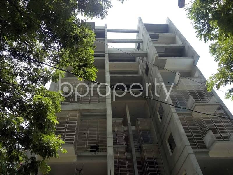Apartment for Sale in Bashundhara R-A near NSU
