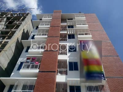 At Aftab Nagar flat for Sale close to EWU