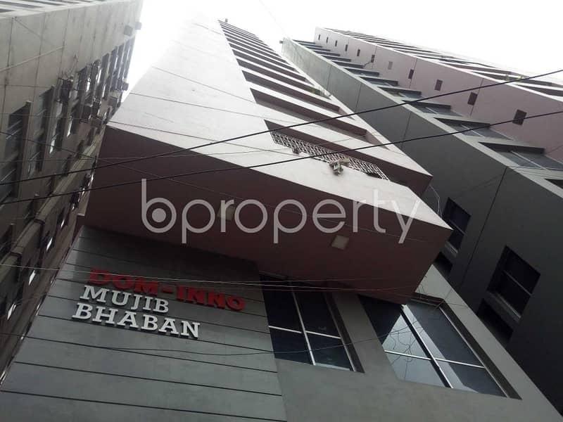Near DBBL flat for rent in Dhanmondi