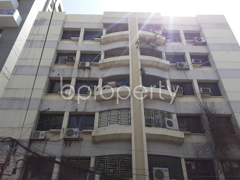 Beautiful And Well-constructed Flat Is Ready For Sale At Banani Nearby Banani Holy Spirit Catholic Church