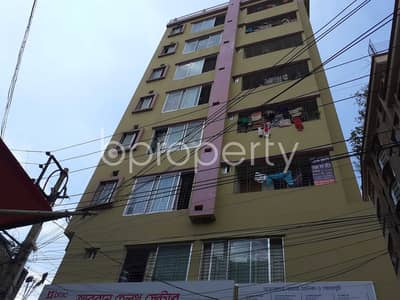 Choose Your Destination At This Flat Which Is Available For Sale In Dhalpur Near Jatrabari Model High School