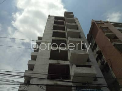 Visit This Flat For Sale In Bashundhara Nearby C-block Mosjid
