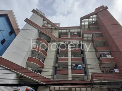 An Apartment For Sale Includes At Gulshan 1, Near United Commercial Bank Limited.