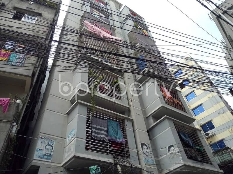 An Apartment Is Up For Rent In Lalbagh, Near Lalbag Chan Tara Masjid.