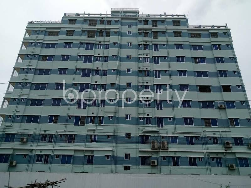 See This Commercial Space Up For Rent In Aftab Nagar Near East West University