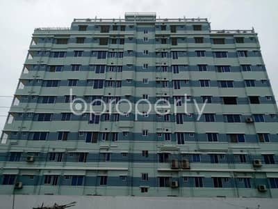 Well Developed Business Space Is Up For Rent In Aftab Nagar Nearby East West University