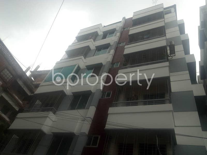 Apartment for Rent in Baridhara nearby Baridhara Jame Masjid