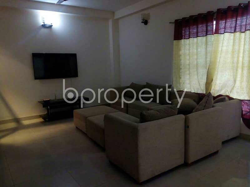 This Apartment At Banani , Near Banani Bidyaniketan School & College Is Up For Sale.