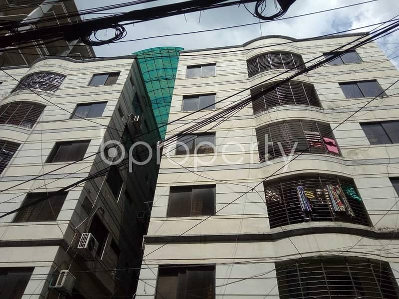 2710 SQ Ft apartment for sale is located on Gulshan 1 near to Jamuna Bank Limited