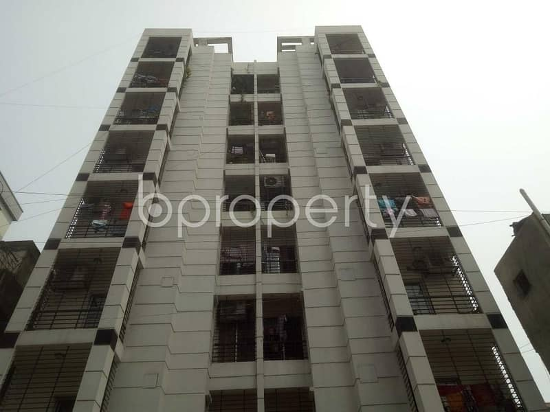 Flat For Rent In Mirpur Section 10 Near Mirpur 10 Benaroshi Palli